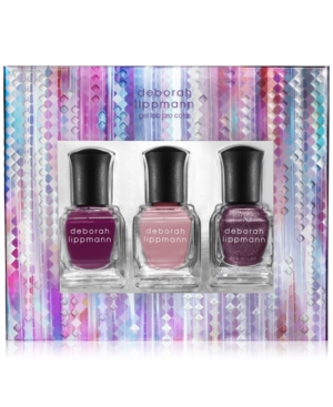 Deborah Lippmann 3-PC. SUPERVIXEN GIFT SET, A $36 VALUE!