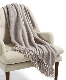"Lacourte Molly Grey 50"" x 60"" Throw"