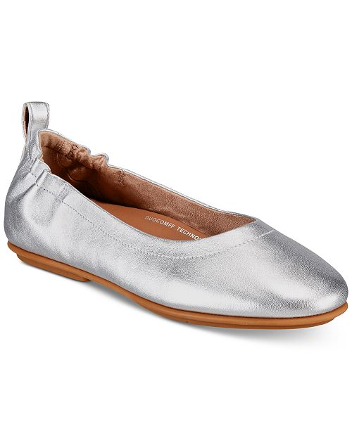47aa600e8 FitFlop Allegro Ballet Flats   Reviews - Flats - Shoes - Macy s