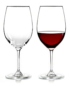 Wine Glasses, Set of 2 Vinum Cabernet Sauvignon & Merlot