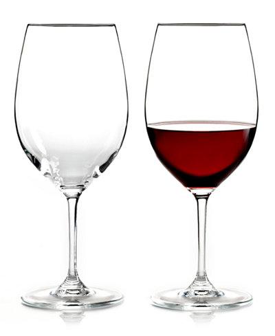 Riedel Wine Glasses Set Of 2 Vinum Cabernet Sauvignon