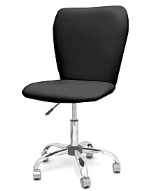 Urban Living Faux Leather Rolling Office Chair
