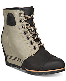 Sorel Women's PDX Wedge Waterproof Booties