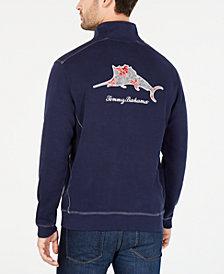 Tommy Bahama Men's Poinsettia Marlin Sweatshirt, Created for Macy's