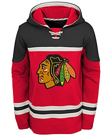 Chicago Blackhawks Asset Hoodie, Big Boys (8-20)