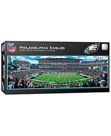 MasterPieces Puzzle Company Philadelphia Eagles 1000 Piece Panoramic Puzzle