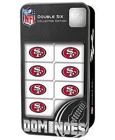 MasterPieces Puzzle Company San Francisco 49ers Dominoes