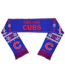 Forever Collectibles Chicago Cubs Light Up Scarf