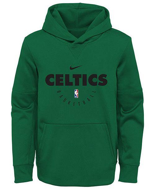 Outerstuff Nike Boston Celtics Spotlight Hoodie, Big Boys (8-20)