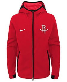 Nike Houston Rockets Showtime Hooded Jacket, Big Boys (8-20)