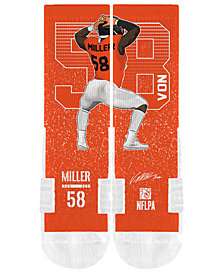Strideline Von Miller Action Crew Socks