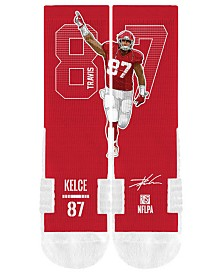 Strideline Travis Kelce Action Crew Socks