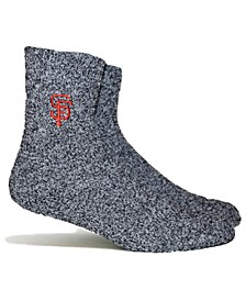 San Francisco Giants Parkway Team Fuzzy Socks