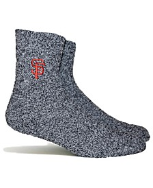 PKWY San Francisco Giants Parkway Team Fuzzy Socks