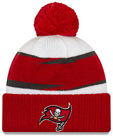 New Era Tampa Bay Buccaneers Thanksgiving Pom Knit Hat