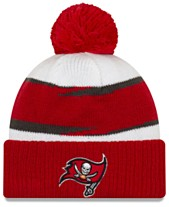 outlet store e6b29 e4725 New Era Tampa Bay Buccaneers Thanksgiving Pom Knit Hat
