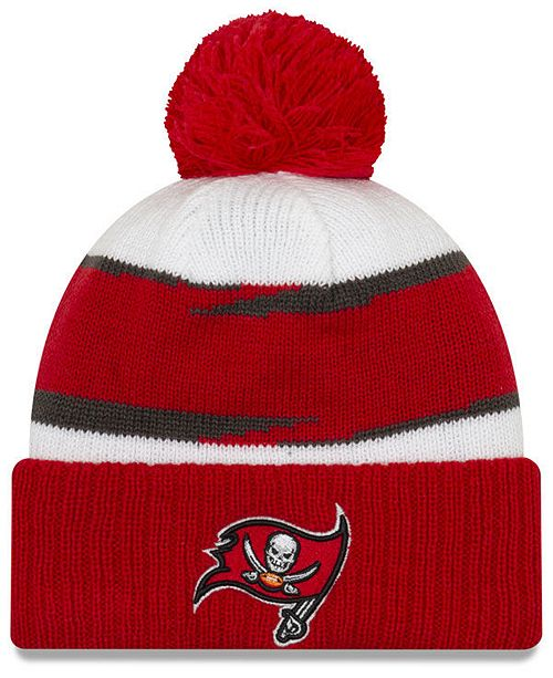 quality design 1db4d 0aff8 ... New Era Tampa Bay Buccaneers Thanksgiving Pom Knit Hat ...