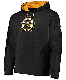 Majestic Men's Boston Bruins Armor Streak Hoodie