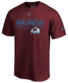 Majestic Men's Colorado Avalanche Rinkside Prime T-Shirt