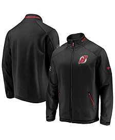 Majestic Men's New Jersey Devils Rinkside Authentic Pro Jacket