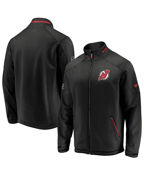 Majestic Men's New Jersey Devils Rinkside Authentic Pro Jacket