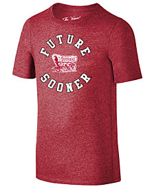 Retro Brand Oklahoma Sooners Future Fan Dual Blend T-Shirt, Toddler Boys (2T-4T)