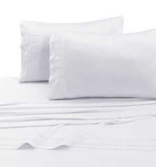 Tribeca Living 300 Thread Count Rayon From Bamboo King Pillowcases