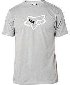 Fox Mens Czar Head Graphic T-Shirt