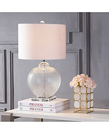 Avery Glass or Crystal Led Table Lamp