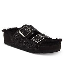 I.N.C. Women's Alani Footbed Flat Sandals, Created for Macy's