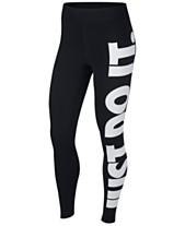 Nike Sportswear Leg-A-See High-Waist Leggings b573228da840a