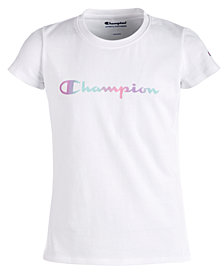 Champion Heritage Logo-Print T-Shirt, Toddler Girls