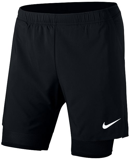 95bf00f6be6f Nike Men s Court Flex Ace Tennis Short   Reviews - Shorts - Men - Macy s