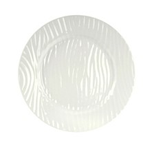 Sophie Conran Oak Rimmed Salad Plate, Created for Macy's