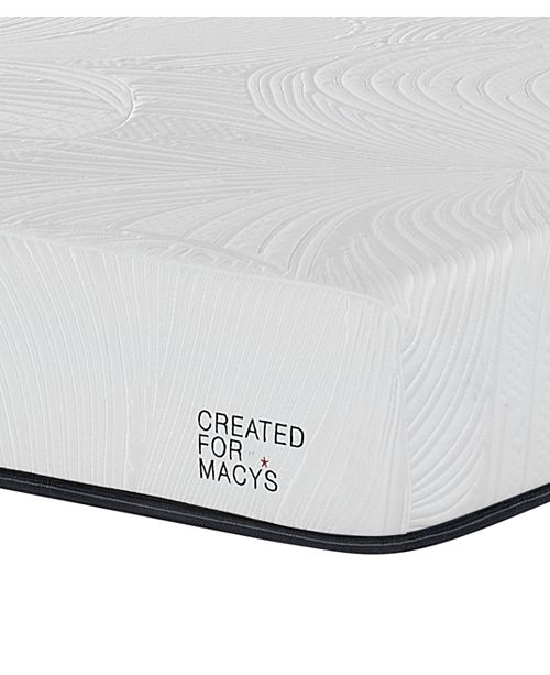 Macybed Lux Barton 10 Cushion Firm Memory Foam Mattress Queen