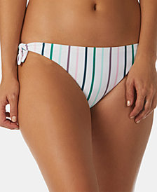 Raisins Lola Stripe Printed Newport Tie Side Cheeky Bottoms