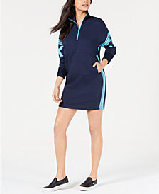 Juicy Couture Logo Track Dress
