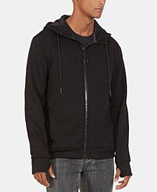 Kenneth Cole New York Men's Regular-Fit Full-Zip Hoodie