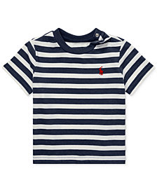 Polo Ralph Lauren Baby Boys Striped T-Shirt