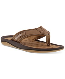 Little & Big Boys Good Guy Flip-Flop Sandals