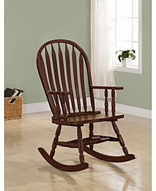 Amy Traditional Rocking Chair