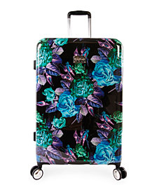 Bebe Rosette 3-Piece Luggage Set