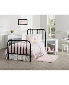 Little Seeds Wren Twin Metal Bed