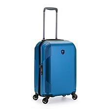 "Riverside 21"" 100% Lightweight Polycarbonate Spinner Luggage"