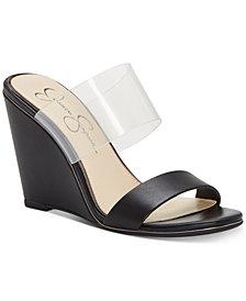 Jessica Simpson Winsty Wedge Sandals