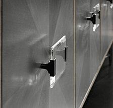 Melange Zola Four-Door Credenza