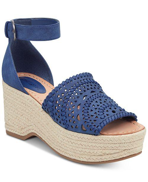 indigo rd. Jordie Wedge Sandals