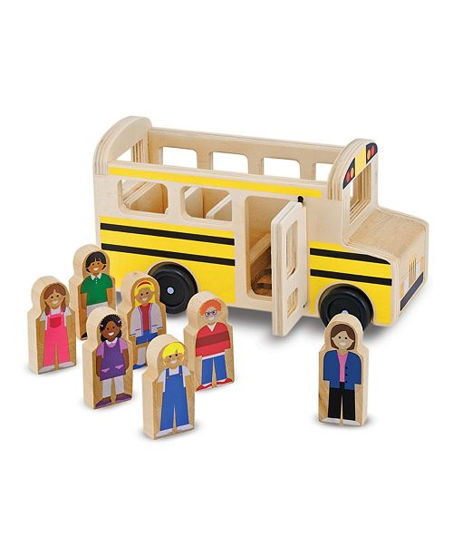 Melissa and Doug School Bus