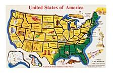 Large Usa Map