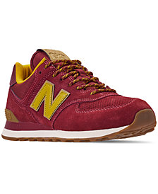 New Balance Men's 574 Casual Sneakers from Finish Line